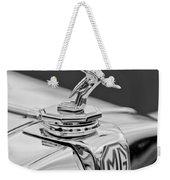 1948 Mg Tc - The Midge Hood Ornament Weekender Tote Bag