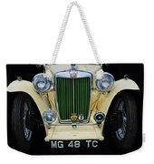 1948 Mgtc Weekender Tote Bag