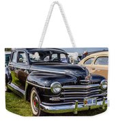 1948 Plymouth Special Deluxe Coupe  Weekender Tote Bag