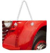 1949 Diamond T Truck Front End Weekender Tote Bag