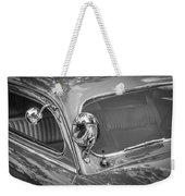 1949 Mercury Club Coupe Bw   Weekender Tote Bag