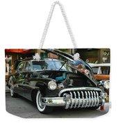 1950 Buick 2 Weekender Tote Bag