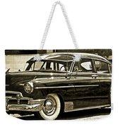 1950 Chevrolet Weekender Tote Bag