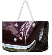 1950 Chevrolet Taillight And Bumper Weekender Tote Bag