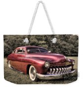 1950 Custom Mercury Subdued Color Weekender Tote Bag