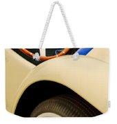 1950 Eddie Rochester Anderson Emil Diedt Roadster Steering Wheel Weekender Tote Bag