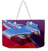 1950 Nash Hood Ornament Weekender Tote Bag