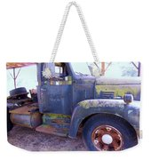 1950s International Truck Weekender Tote Bag