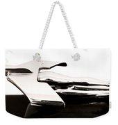 1950s Nash Hood Ornament Weekender Tote Bag