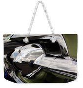Old Car Grille Weekender Tote Bag