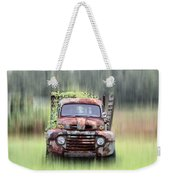 1951 Ford Truck - Found On Road Dead Weekender Tote Bag