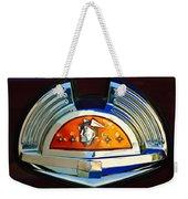 1951 Mercury Emblem Weekender Tote Bag