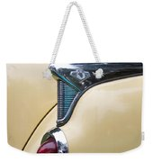1952 Buick Eight Tail Light Weekender Tote Bag