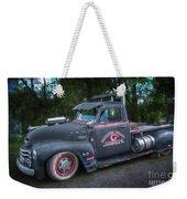 1952 Chevy Pickup Weekender Tote Bag
