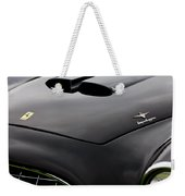 1952 Ferrari 212 225 Barchetta Hood Emblems Weekender Tote Bag