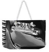 1952 Gmc Suburban Emblem Weekender Tote Bag
