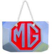 1952 Mg Roadster Emblem Weekender Tote Bag