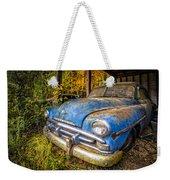 1952 Plymouth Weekender Tote Bag