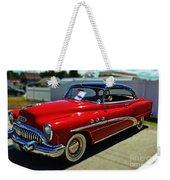 1953 Buick Weekender Tote Bag