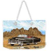 1953 Cadillac Eldorado Biarritz Weekender Tote Bag