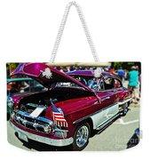 1953 Chevy Belair Weekender Tote Bag