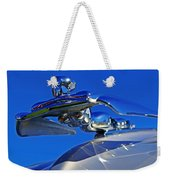 1953 Nash Flying Lady Mascot Weekender Tote Bag