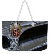 1953 Packard Clipper Grill Weekender Tote Bag