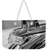 1953 Pontiac Hood Ornament 4 Weekender Tote Bag