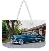 1954 Chevrolet Bel Air Weekender Tote Bag