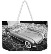 1954 Chevrolet Corvette -270bw Weekender Tote Bag
