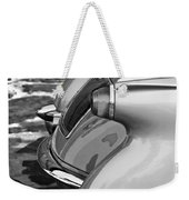 1954 Chevrolet Corvette Taillights -304bw Weekender Tote Bag