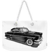1954 Ford Skyliner Weekender Tote Bag