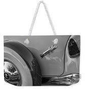 1954 Hudson Hornet Weekender Tote Bag