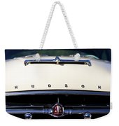 1954 Hudson Hornet Grill Weekender Tote Bag