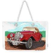 1954 M G T F  Weekender Tote Bag