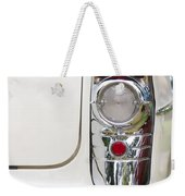 1955 Buick Special Tail Light Weekender Tote Bag