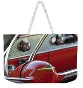 1955 Chevrolet Belair Nomad Steering Wheel Weekender Tote Bag