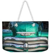 1955 Chevrolet First Series Weekender Tote Bag