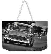1955 Chevy Bel Air Weekender Tote Bag
