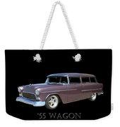 1955 Chevy Handyman Wagon Weekender Tote Bag