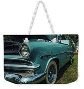 1953 Ford Crestline Weekender Tote Bag