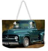 1955 Ford Truck Weekender Tote Bag