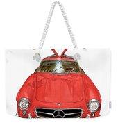 1955 Mercedes Benz 300 S L  Weekender Tote Bag