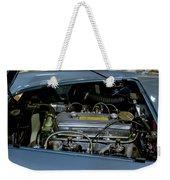 1956 Austin Healey Engine Weekender Tote Bag