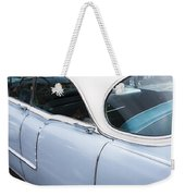 1956 Cadilac Sedan De Ville Weekender Tote Bag