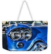 1956 Cadillac Eldorado  Weekender Tote Bag