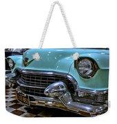 1956 Cadillac Lasalle Weekender Tote Bag