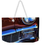 1956 Chevrolet Bel Air Weekender Tote Bag