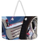 1956 Chevrolet Handyman Wagon Wheel -179c Weekender Tote Bag
