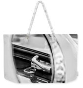 1956 Ford Thunderbird Latch -417bw Weekender Tote Bag